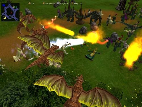 Glest es un juego de estrategia en tiempo real libre, donde controlas los ejercitos de dos facciones completamente diferentes: Tech, que se compone de guerreros y artefactos mecánicos y Magic, que usa magos y criaturas invocadas en el campo de batalla.