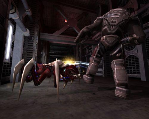 Tremulous es un juego de acción en 3D de ciencia ficción.