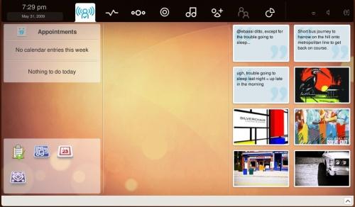 Ubuntu Netbook Remix basara parte de su plataforma en Moblin.