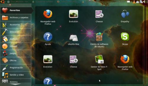 Ubuntu Netbook Remix 9.10